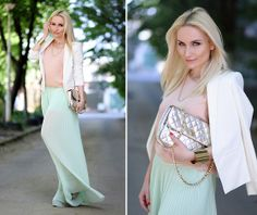 Mint (by Silvia P.) http://lookbook.nu/look/3406923-Mint