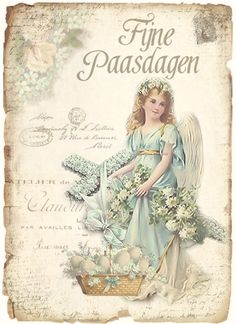 JanetK.Design Free digital vintage stuff: Pasen