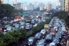 Jakarta - Drivers battle rush hour traffic in Indonesia's capital, Jakarta, which has some of the world's worst vehicle congestion.