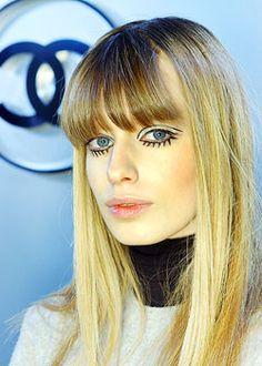 #Chanel FW 2005 mod eyes