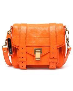 bright orange small ps1 - lush #bagporn