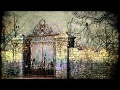 (2) Rusty gate opening sound - YouTube