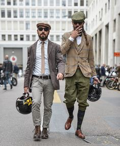 the distinguished gentleman's ride 2015 Milano Edition on Behance