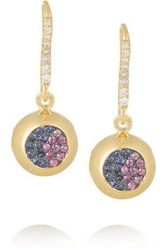 Aurélie Bidermann Fine Jewelry gold. Sapphire and rubies.