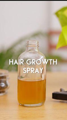 Natural Hair Growth Tips, Hair Growth Oil, Natural Hair Styles, Hair Remedies For Growth, Natural Beauty, Curly Hair Styles, Diy Hair Treatment, Natural Hair Treatments, Hair Growing Tips