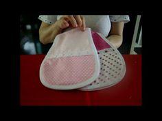 como fazer paninho de ombro - YouTube