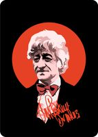 The Third Doctor by ZacharyFeore