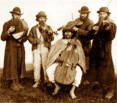 Klezmer Musicians; 19th century Bulgaria
