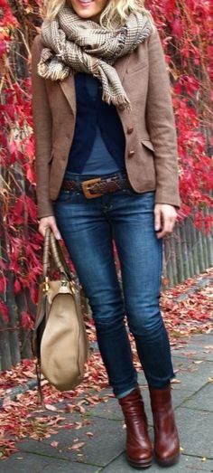 #street #style fall / layers