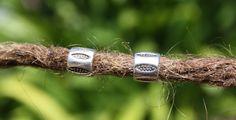 10 Tibetan Silver DREADLOCK BEADS 6mm Hole DREAD Hair by lyndar85, $7.50