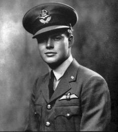 Richard Hillary - his memoir of the Battle of Britain became a best seller during the war.