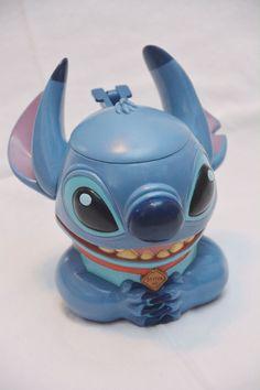 Disney Lilo and Stitch Disney on Ice Souvenir Flip Top Mug