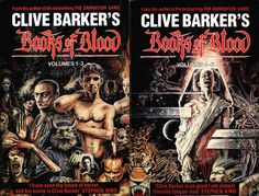 "Books of Blood vol. 1-6 by Clive Barker - There is no doubt in my mind, that these collections of short stories are the best in the genre. And as Stephen King commented when they came out ""I have seen the future of horror... and his name is Clive Barker""."