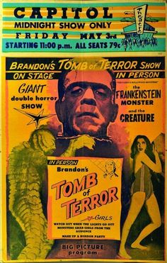 Tomb of Terror spook show