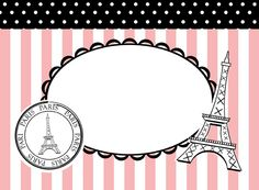 Paris Invitations Birthday Parties Party Themes Rosa French Themed