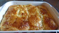 Τυρόπιτα τσαλακωτή πανεύκολη -πεντανόστιμη του πεντάλεπτου!!! ~ ΜΑΓΕΙΡΙΚΗ ΚΑΙ ΣΥΝΤΑΓΕΣ Greek Recipes, Lasagna, Macaroni And Cheese, Salads, Food And Drink, Appetizers, Cooking, Breakfast, Ethnic Recipes