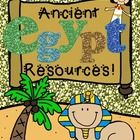 Ancient Egypt is an area that falls under the First Grade Social Studies Core Knowledge. It is also a unit that I LOVE teaching my First Graders.  ...