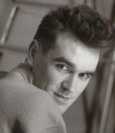 Morrissey (c.1985).