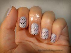 Reto Puntos ~Degradado~ Nails dot