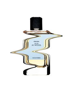 """Distorsion"", Guido Mocafico's perfume collection.  ""Collection Les Olfactories de Prada, Nue au Soleil"", eau de parfum, PRADA."