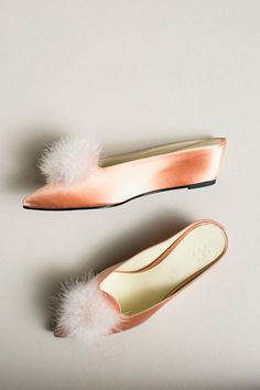 Trademark Shoes - Peach Castaigne Slide | BONA DRAG