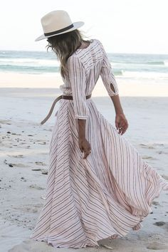 What to Wear This Weekend, Easy-Breezy Beach Edition