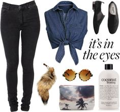"""""""You control what's left of my right mind. ♡"""" by c0ffee-kid ❤ liked on Polyvore"""