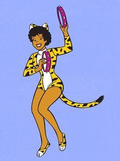 Hanna Barbera World: ENG - Josie and the Pussycats