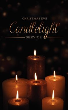 12 Free Christmas Bulletins for Church - Sharefaith Magazine Christmas Eve Candlelight Service, Christmas Decorations, Joy, Candles, Christmas Decor, Glee, Ornaments, Being Happy, Christmas Baubles