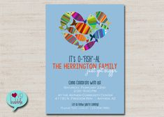 adoption celebration invitation it's ofishal adoption, invitation samples