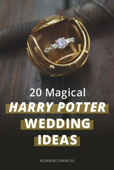 20 Magical 'Harry Potter' Wedding Ideas Add a little magic to your wedding planning! These unique Harry Potter inspired wedding ideas are sure to charm any fan! The post 20 Magical 'Harry Potter' Wedding Ideas appeared first on DIY Shares. Harry Potter Pictures, Harry Potter Facts, Harry Potter Proposal, Harry Potter Engagement, Harry Potter Charms, Harry Potter Fiesta, Wedding Themes, Wedding Ideas, Wedding Events