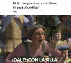Read Muchos Memes from the story LGBT Memes 2 by stilesold (momo. Lgbt Memes, Funny Memes, Memes Historia, Social Equality, I Love You Girl, Spanish Memes, Spanish Lessons, Lgbt Love, All The Things Meme