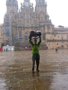 Lessons from the Camino de Santiago