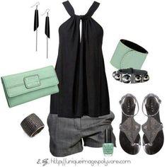 Dress it up...