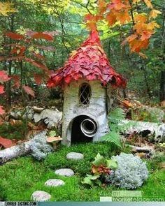 I wood live here