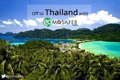 Discover the exotic country country of #Thailand with #GoMosafer! http://goo.gl/QFxmHM