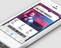Movie Ticket
