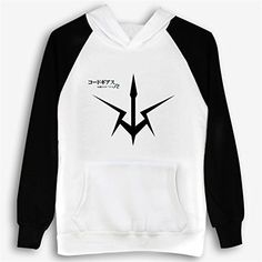 Vicwin-one Code Geass Black Knights Logo Hoodie Coat Cosplay Costume >>> Continue to the product at the image link.