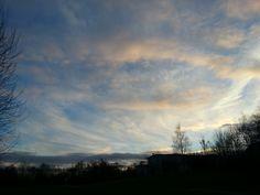 Himmel Wolken einfach schön