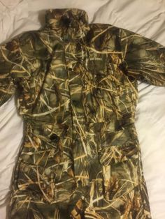 Game Winner Camo Waterproof Coverall Large - http://sports.goshoppins.com/hunting-equipment/game-winner-camo-waterproof-coverall-large/