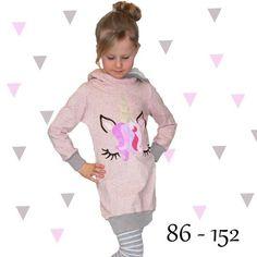Kuschelhoody Mädchen 86 - 152 Kapuzenlongshirt bei Makerist Hoodies, Sweatshirts, Graphic Sweatshirt, Couture, Pattern, Sweaters, Products, Fashion, Girls Dresses Sewing