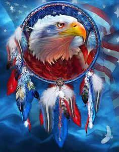 100 American Eagle Magnets Bald Eagle Patriotic 3D Refrigerator USA Soaring L