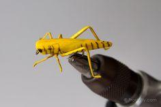 Realistic Hopper - Yellow