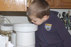 """Eating food storage blog - they """"did it"""" for a year as a test!!!"""