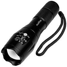 Amazon.com: J5 Tactical V1-PRO Flashlight - The Original 300 Lumen Ultra Bright, LED Mini 3 Mode Flashlight (Black): Sports & Outdoors