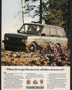 Range Rover adds