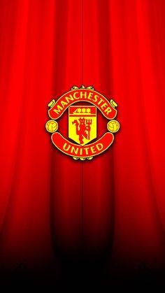Man Utd Club crest wallpaper for phones Manchester United Champions, Manchester United Official, Manchester United Wallpaper, Manchester United Football, Logo Wallpaper Hd, Cute Love Cartoons, Best Club, World Football, English Premier League