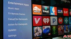Android TV: How To Find More Apps And Games Compatible With Your Nexus Player