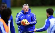 Guus Hiddink has assembled his staff and players and then spelled out Chelsea's targets for the season