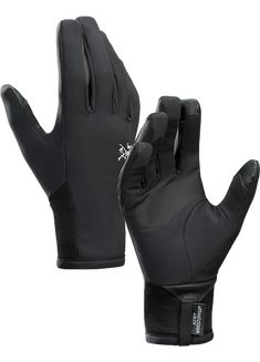 S Camera Accessories Size Hyx Outdoor Sports Wind-Stopper Full Finger Winter Warm Photography Gloves